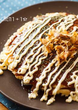 大阪燒 - お好み焼き