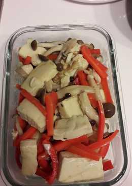 菇菇蛋豆腐