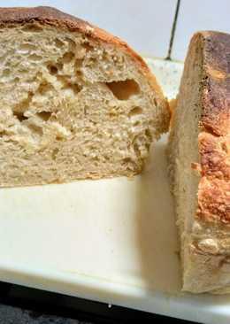 基礎鄉村麵包(Basic Country Bread)