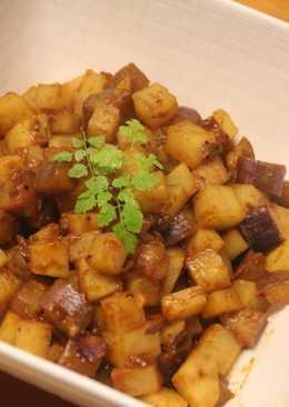 馬鈴薯燒茄子