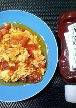 [亨氏番茄醬] 蕃茄炒滑溜溜嫰蛋