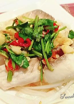 泰式洋蔥魚片