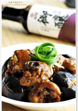 【御釀滷煮入味】香菇燜雞