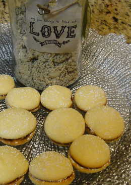 Biscuits à la Cuillère-牛粒-小西餅❤!!!