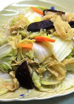 瑪莉廚房:讓孩子多吃好幾口的《燴白菜》