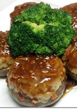 鮮香菇鑲肉