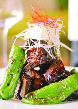 東販小食堂:美味雙重奏 台灣風黑醋糖醋排骨