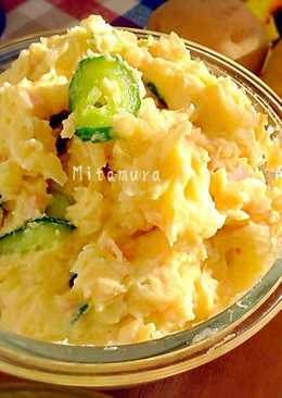 日式馬鈴薯蛋沙拉