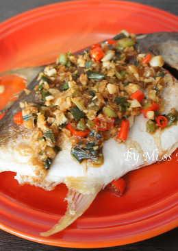五味煎鯧魚