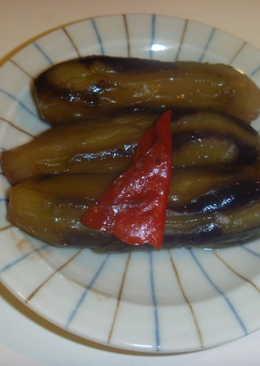 日式味噌茄子