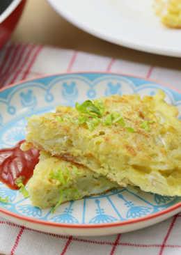 【家樂福廚房】馬鈴薯金黃烘蛋