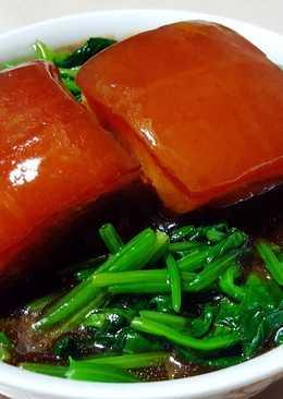 東坡肉 ~ 電鍋料理
