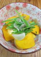 香菜黃節瓜