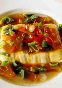厚生廚房 糖醋皮蛋豆腐 食譜1