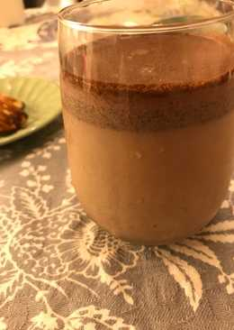 高纖巴西莓巧克力奶昔