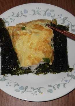 【元本山幸福廚房】朝鮮海苔蛋包飯