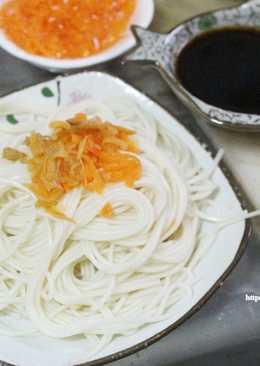 五木拉麵 - 超級簡單的日式涼麵