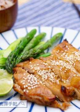 《日式照燒雞》