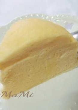 黃金乳酪蒸蛋糕