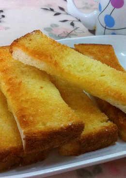 【傳統砂糖麵包】