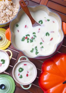 白花椰菜馬鈴薯濃湯