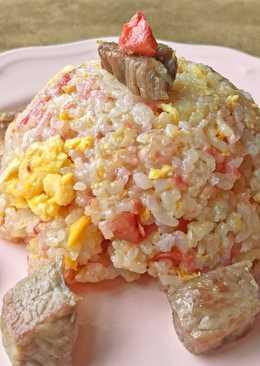 紀州梅豬肉炒飯