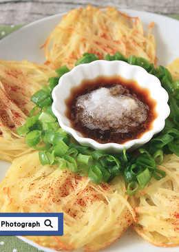 【御釀拌淋風味】馬鈴薯烤餅