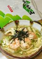 【元本山幸福廚房】紫菜蝦仁豆腐羹