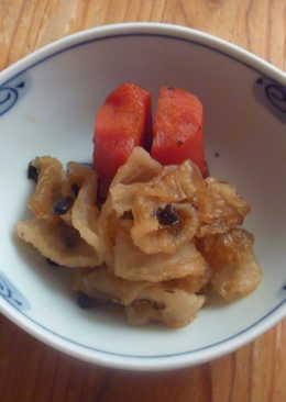 自製作蘿蔔乾 2