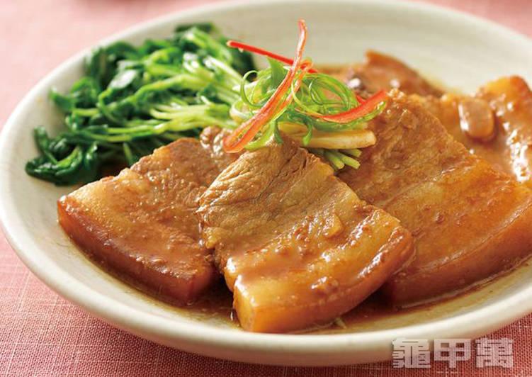 【豬事大吉】蔬菜腐乳肉