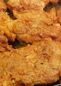 卡滋卡滋香酥烤雞排