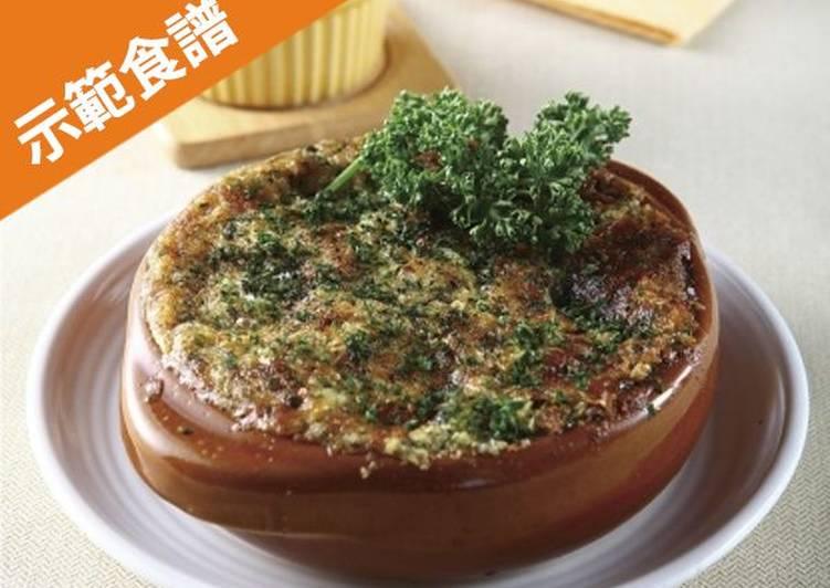 【燒烤滋味】御釀法式奶油田螺