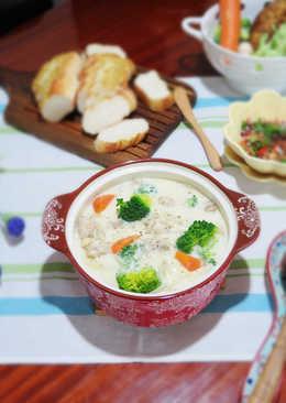 溫暖料理-奶油燉菜