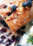 香檸藍莓磅蛋糕 ~ Lemon Blueberry Pound Cake