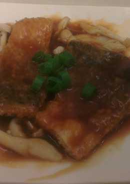 [好菇多多] 雪菇糖醋魚片
