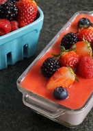 草莓優格慕斯蛋糕