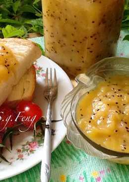 黃金奇異果醬