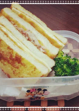 法國吐司三明治