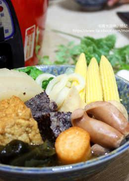 日式關東煮(電鍋版)