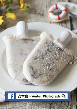 紅豆牛奶冰棒