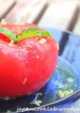 和風涼伴番茄