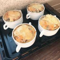 前菜:法式洋蔥湯