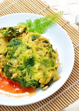 海菜牛蒡天婦羅