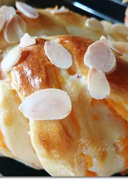 地瓜牛奶麵包
