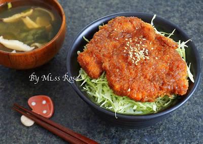 日式雞排丼