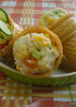 冰淇淋沙拉