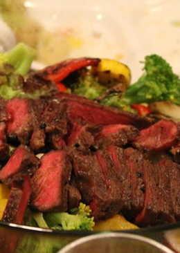 烤牛肉溫沙拉