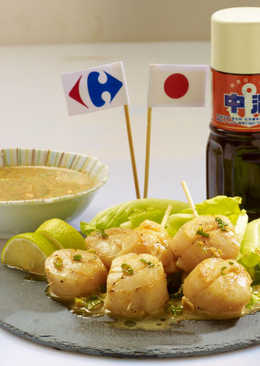 【家樂福廚房】日式醬x風味干貝