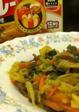 【好侍咖哩】咖哩青菜米苔目