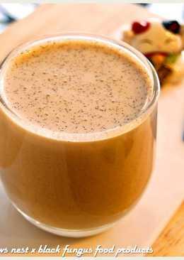 咖啡米布丁香草奶昔.柯媽媽の植物燕窩